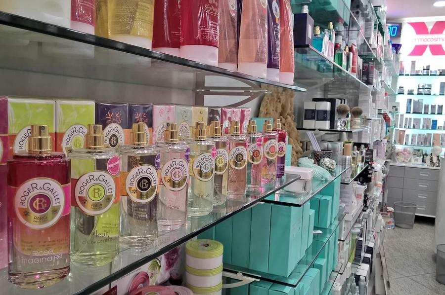 Confezioni regalo prodotti di Dermocosmesi e profumi