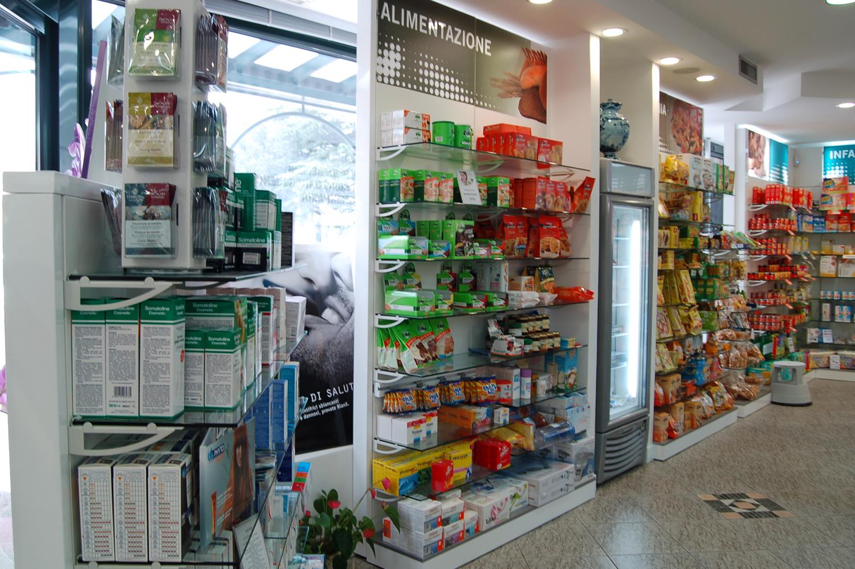 Prodotti Dietetici, senza glutine e senza zucchero farmacia