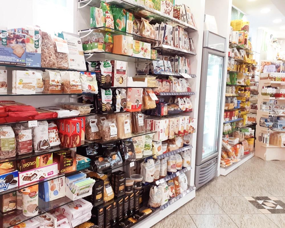 Reparto Dietetica   Farmacia porta fiorentina