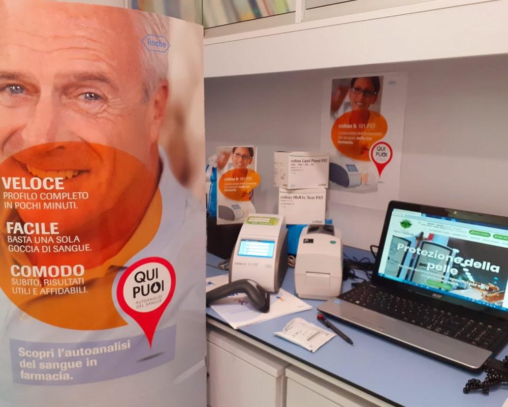 Reparto Test Prima Istanza   Farmacia porta fiorentina